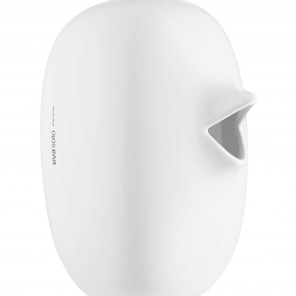 """Nichoir en céramique (hauteur: 22cm), 59,95€. Eva Solo chez Made in design. <a href=""""http://www.evasolo.com"""">www.evasolo.com</a> et <a href=""""http://www.madeindesign.com"""">www.madeindesign.com</a>."""