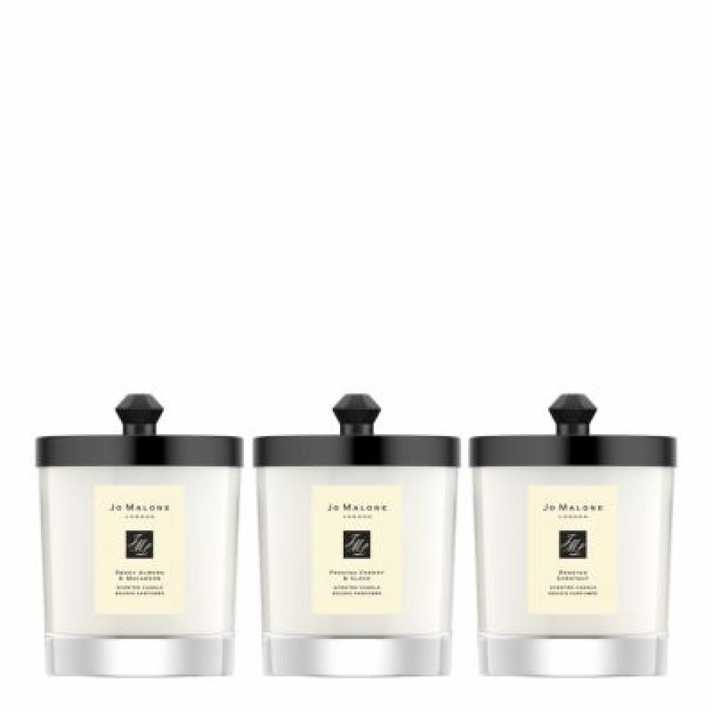 Jo Malone london ,Decorated Candle Collection, 187 euros