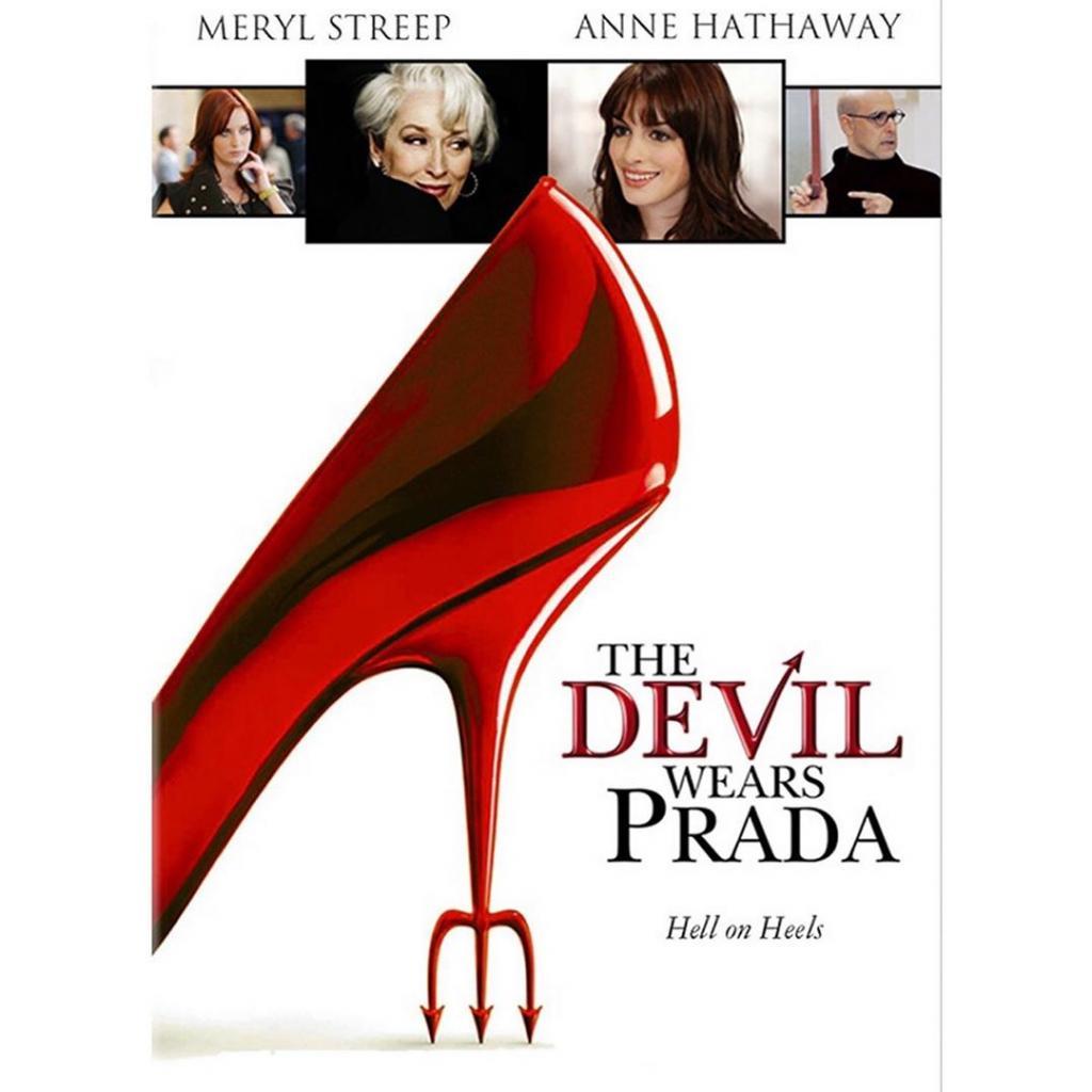 Amateurs de mode, ce film est fait pour vous! Le film raconte l'enfer que fait vivre Miranda Presley (Meryl Streep), rédactrice d'un prestigieux magazine de mode, à sa nouvelle assistante Andrea (Anne Hataway). Vous adorerez détester ce tyran de la mode, qui au final, ne l'est pas tant que ça!