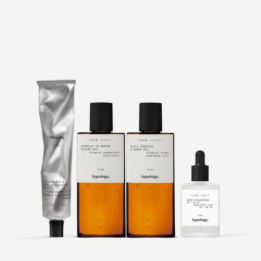 "<em>Un set de soin visage Homme Typology, 47,70€,disponible <a href=""https://www.typology.com/products/set-soins-visage-homme"" target=""_blank"">ici</a>.</em>"