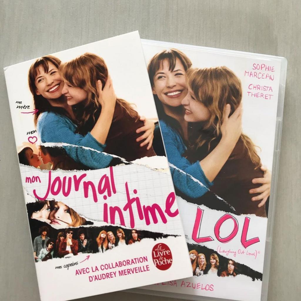 Avec Sophie Marceau, le film LOL a été un phénomène lors de sa sortie en 2009. Le film raconte la vie d'une jeune adolescente parisienne, de ses problèmes amoureux, des tensions avec sa mère, le tout dans une ambiance touchante. Un bon moment télé assuré!