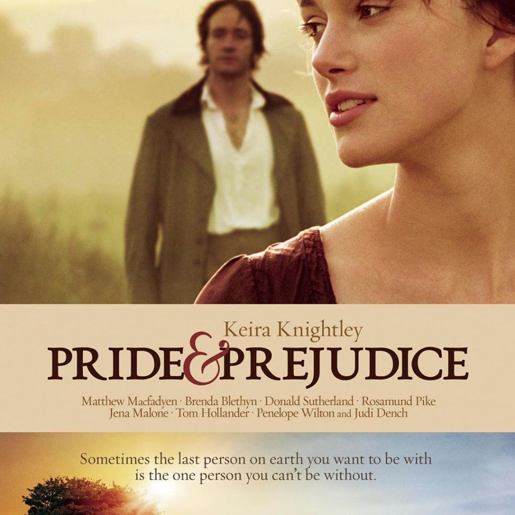 C'est grâce à ce film que Keira Knighley remporta l'Oscar de la meilleure actrice en 2006. L'histoire, qui se passe dans la campagne anglaise au 18ème siècle, raconte la rencontre forcée de Jane et de Mr Darcy, un jeune noble fortuné.Entre haine et amour, c'est le film parfait à regarder en couple sous la couette!
