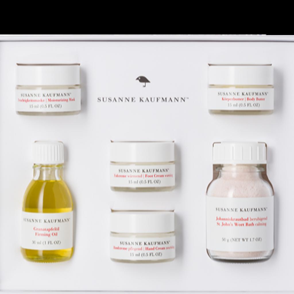 Suzanne kauffmann, Home spa box, 49 euros