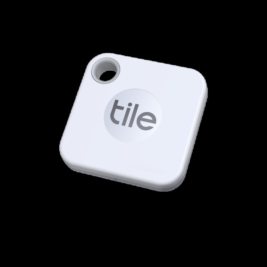 Un trackeur bluetooth à accrocher sur ses clés qu'il dépose partout et qu'il oublie ensuite!<br /><em>Tracker Tile Mate, 24,99 €.</em>