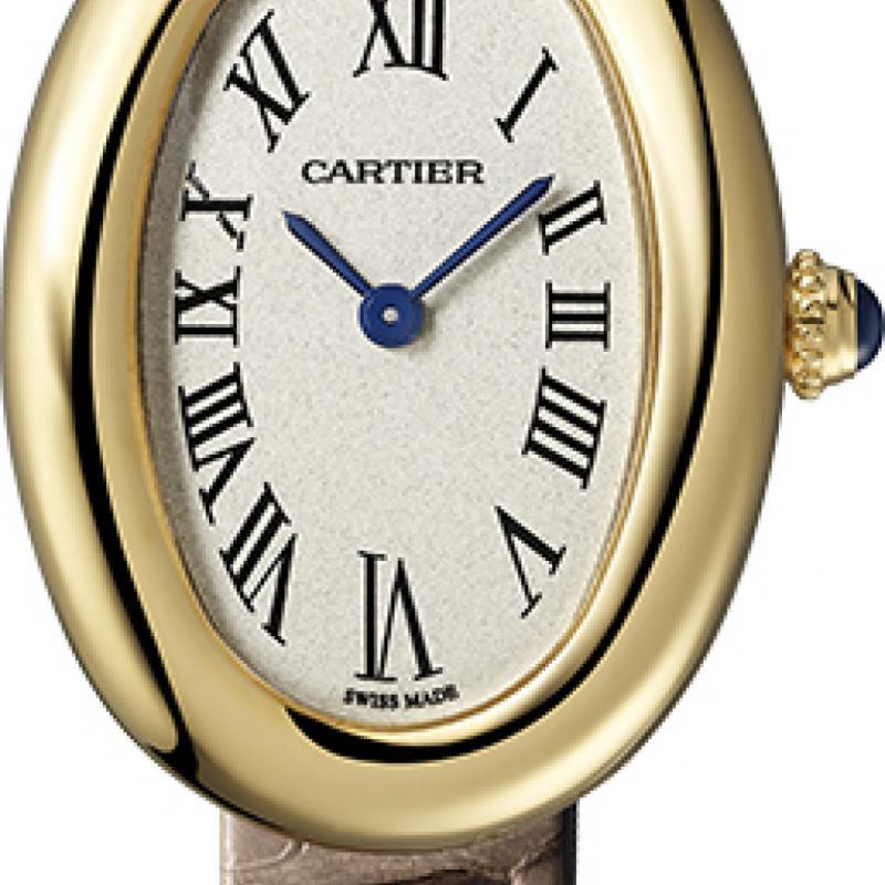 Vaisseau amiral du Salon, la Maison Cartier est toujours très attendue. Cette année, elle remet à l'honneur l'une de ses pièces iconiques : la Baignoire. Si elle n'est pas la plus connue, cette montre de forme fait partie des plus intéressantes. Revisitée cette année, elle épouse le poignet avec élégance.
