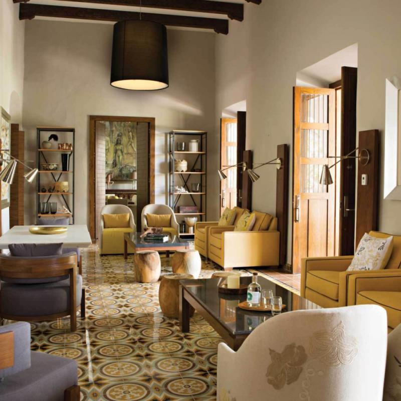le plus bel h tel du monde se trouve au mexique. Black Bedroom Furniture Sets. Home Design Ideas