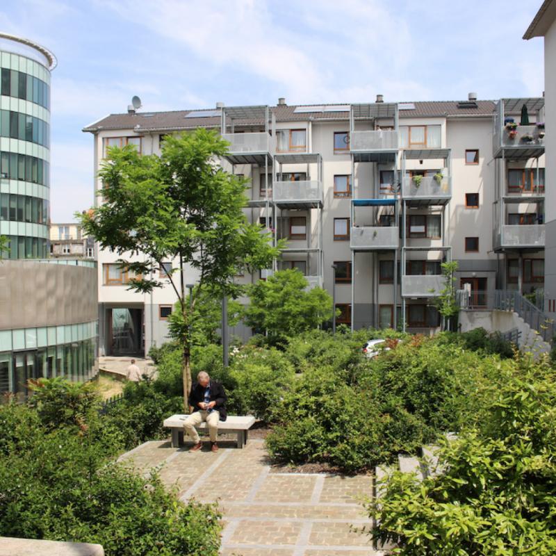 Le bureau Philippe Samyn and Partners a raflé la mise dans la catégorie « City Housing Development » avec son projet de rénovation de 150 logements sociaux au Foyer Bruxellois, à Bruxelles.