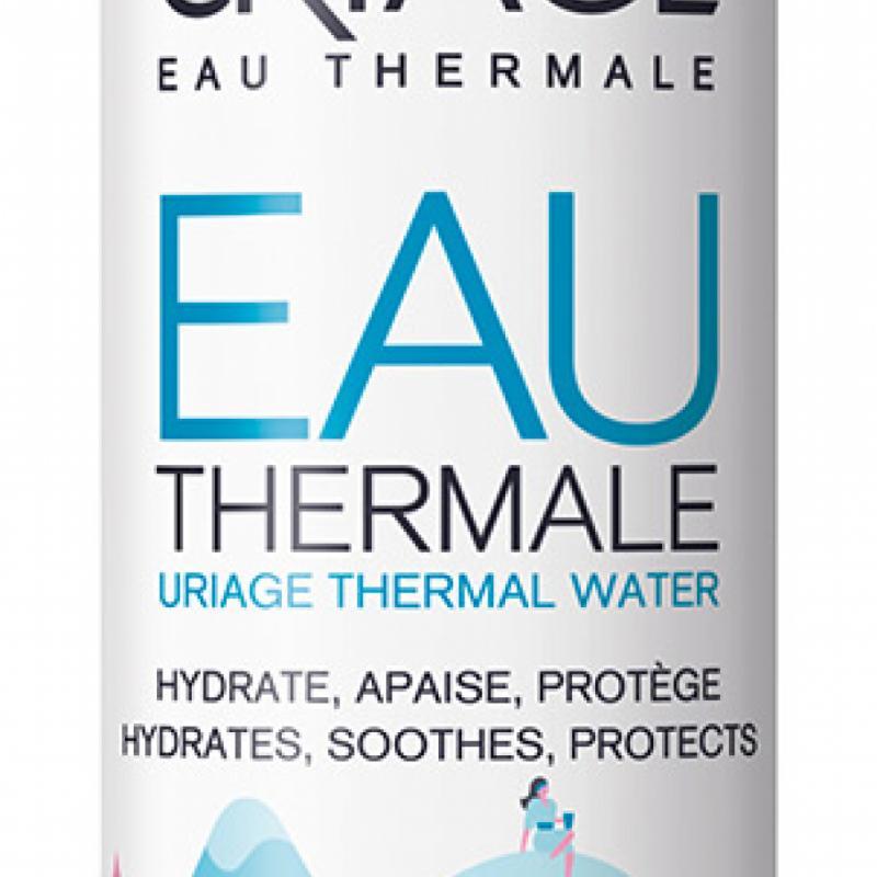 L'incontournable d'Uriage: son Spray d'Eau Thermale revient à vaporiser un véritable sérum physiologique naturel, protecteur et antidéshydratant. 7,46€ les 150ml.