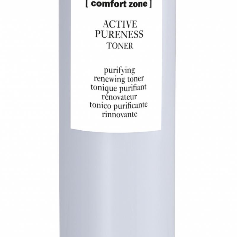 Contient 94% d'ingrédients naturels et nettoie la peau en profondeur. On l'utilise en duo avec Active Pureness Toner, une lotion astringente qui minimise l'apparence des pores. 30,25€ chacun.
