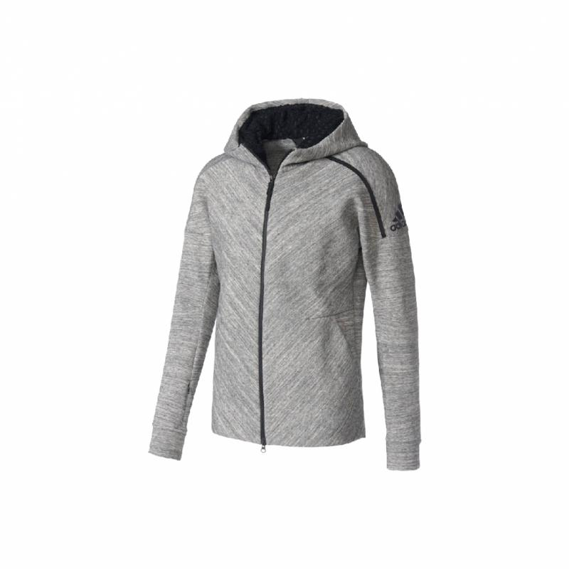 Sweat à capuche, Adidas Sport Performance, 139,95 €.
