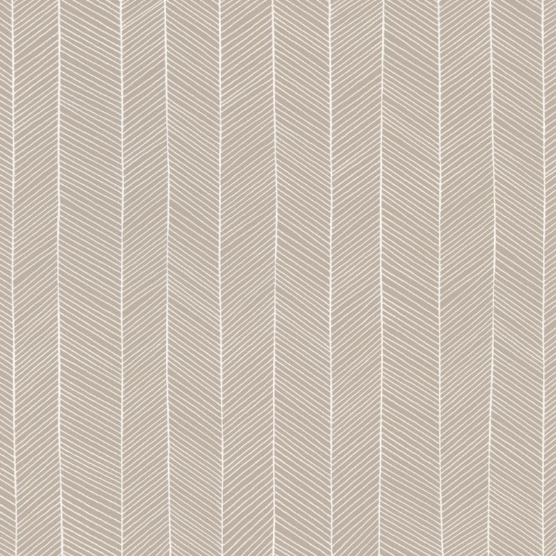 Le papier peint Herringbone, lancé en 2011.
