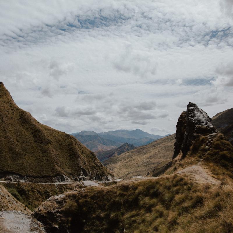 Pour son parcours de randonnée sauvage qui explore un Parc National reculé.