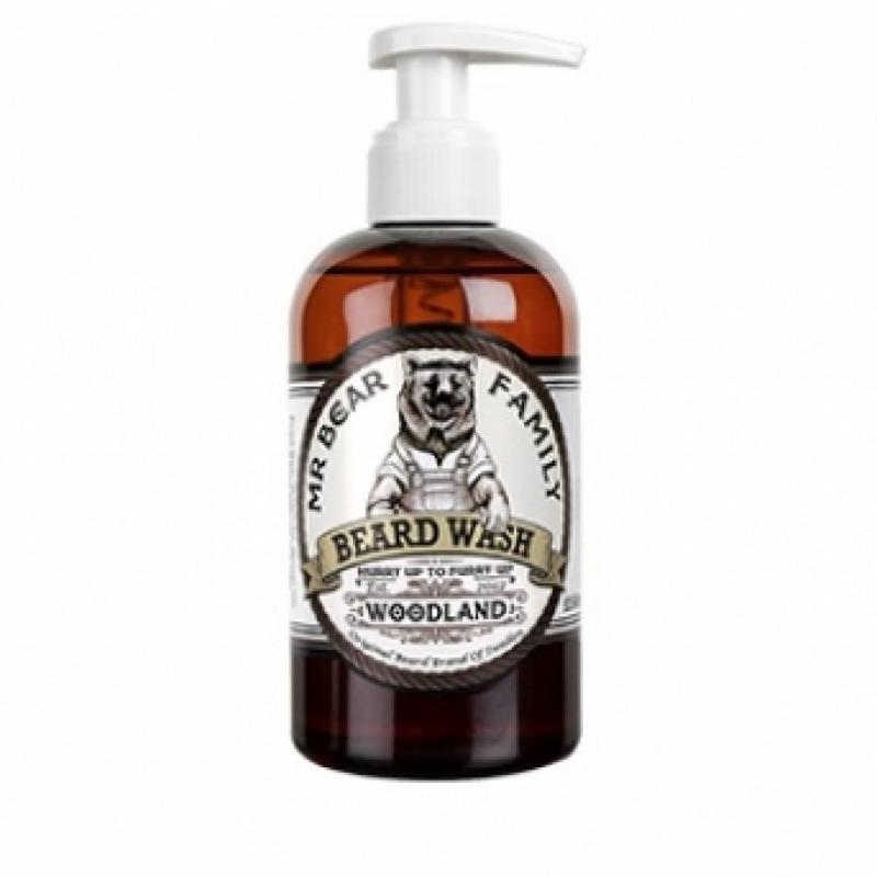 Ce savon doux est un savon conçu spécialement pour les barbes à partir d'ingrédients naturels. Il aide à éliminer les mauvaises odeurs et les résidus de cire, ou de baume en tout genre. De quoi retrouver un poil doux et soyeux. En vente ici.