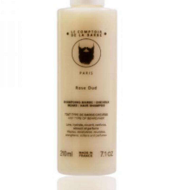 Ce shampoing revitalisant apaise la peau de votre visage. Son parfum de rose et de bois de Oud laissera votre peau subtilement parfumée, et ça, les femmes adorent ! Il permet de nettoyer la peau en douceur et de débarrasser efficacement vos poils des impuretés. Grâce à ses composants enrichis à l'huile d'argan et à l'huile d'olive, il permet également de réduire l'électricité statique.