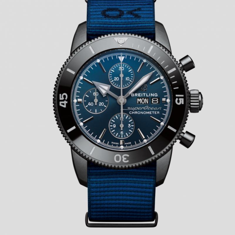 Une montre aux matériaux innovants qui s'engage dans la protection de l'environnement et la préservation de la planète.