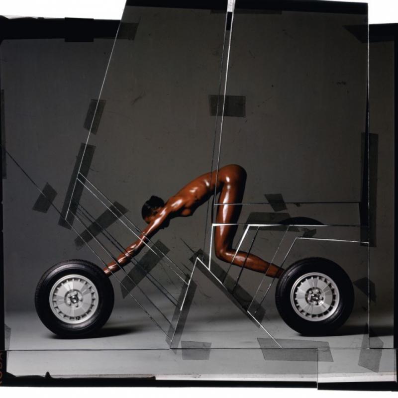 Projet pour une campagne de pub pour Citroën.
