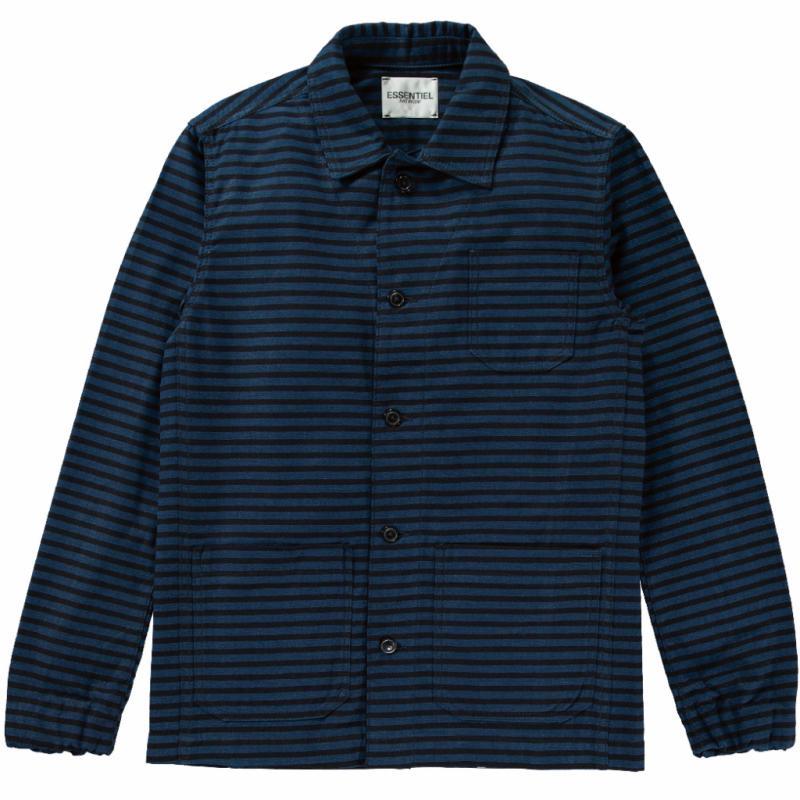 Veste en jeans, Essentiel, 195€.
