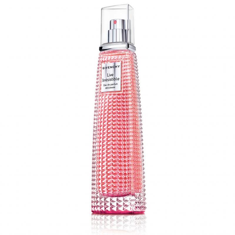 Eau de parfum Live Irrésistible, 50 ml, Givenchy, 94,50€.