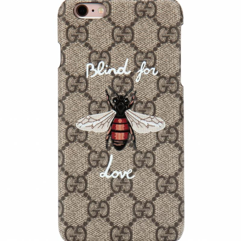 Coque d'iPhone Gucci, 170 €.