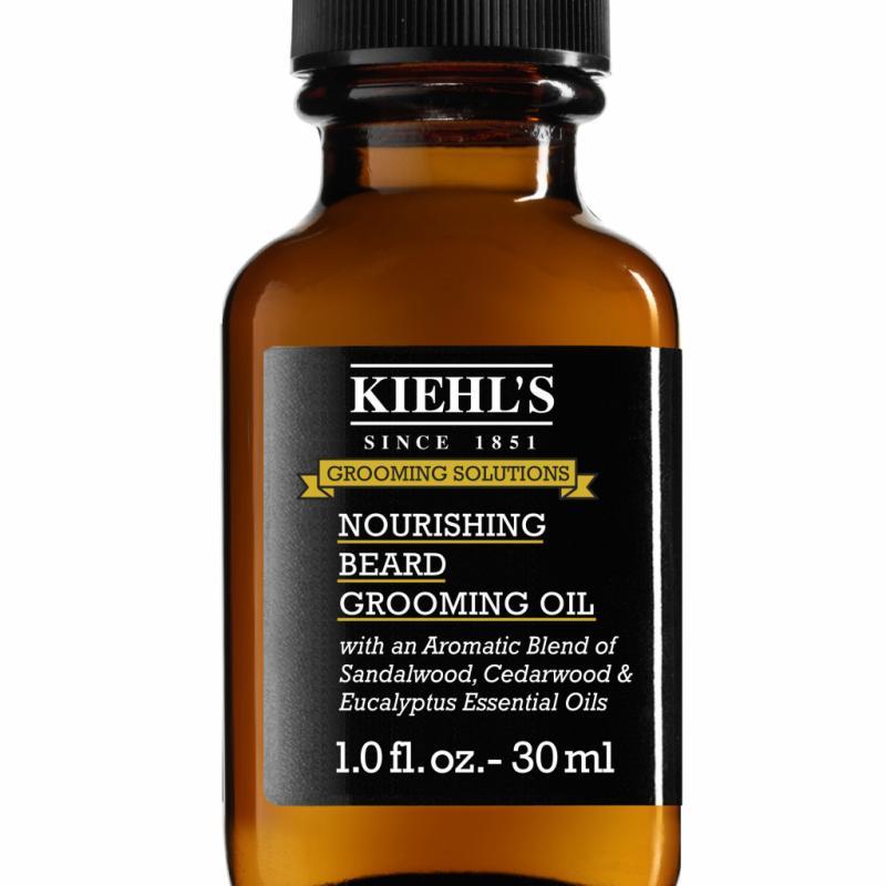 Vous êtes un adepte du tout en un ? Formulée pour tous les types de barbe, la Nourishing Beard Grooming Oil de Kiehl's assouplit et lisse les poils, nourrit la peau et exfolie en douceur pour soulager les démangeaisons. 30 €