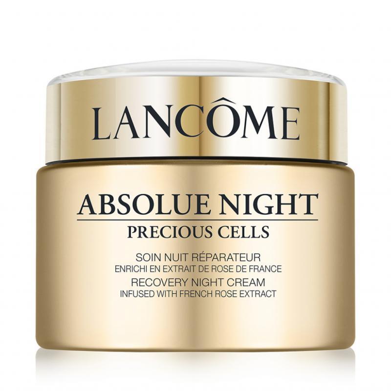Soin nuit réparateur Absolue Night Precious Cells, Lancôme, 200€.