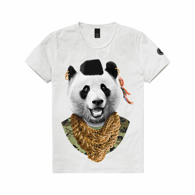 T-shirt imprimé, Le temps des Cerises, 34,90€.