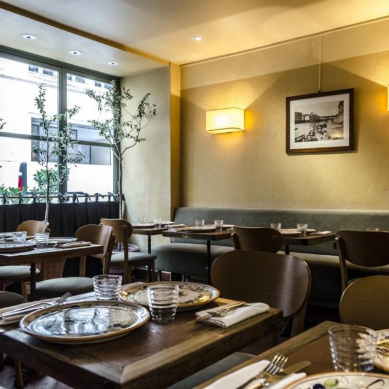 """Mon resto italien préféré. De la cuisine sarde et des tartares de poisson exquis.<br />36, rue Grégoire de Tours, 76006. <a href=""""http://www.casabini.fr"""">www.casabini.fr</a>"""