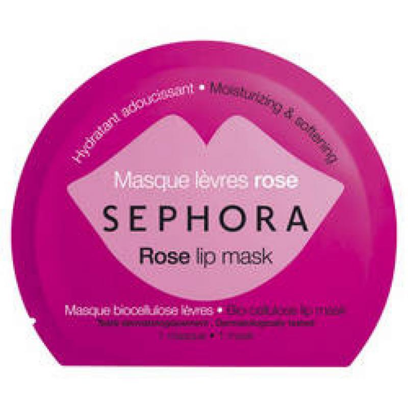 L'hydratant : Rose Lip Mask, Sephora - 2,50€