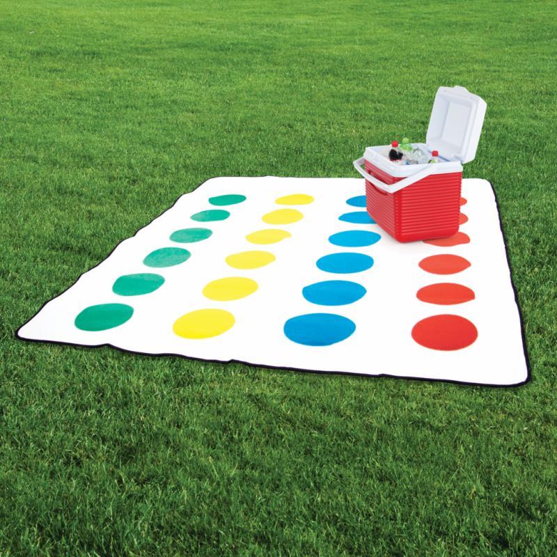 """Couverture Twister par Cool Gift, prix conseillé : 29,95 €, <a href=""""http://www.coolgift.com"""">www.coolgift.com</a>"""